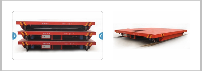 Flat Transfer Cart Machinery Equipment