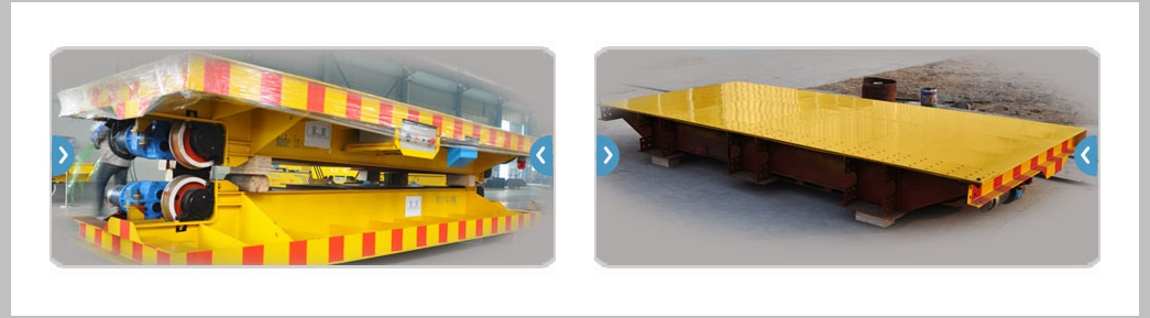 Heavy Duty Transfer Cart With Superwide Dimension