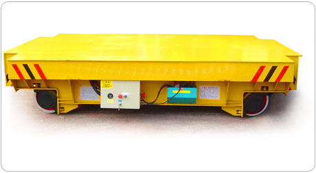 Qualified Rail Trailer For Factory