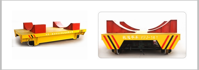 Rail Flat Car For Paper Industry Assembly