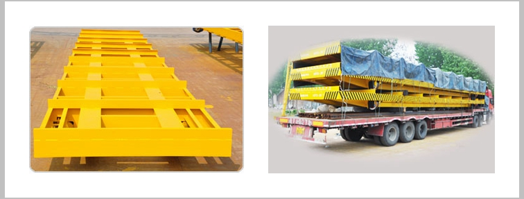 Rail System Transfer Cart For Sale