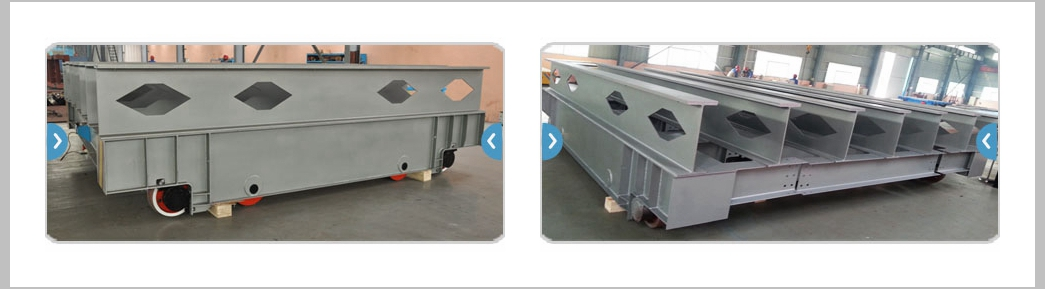 Top Quality Transfer Cart For Forging Plant