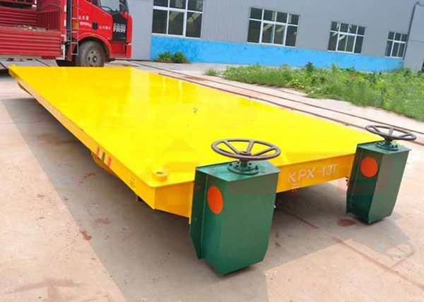 Wide Application Electric Flat Transfer Vehicle