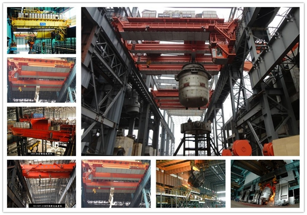 Bridge Foundry Crane Showing