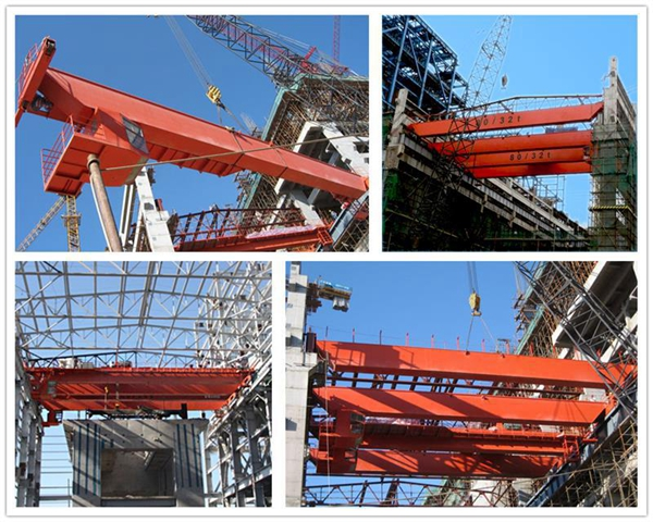 Foundry Crane Installation