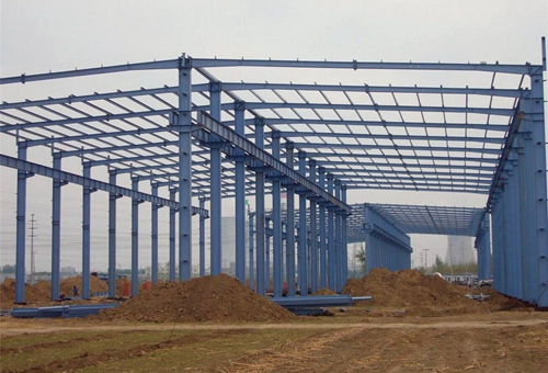 China Steel Structure Custom Steel Structures