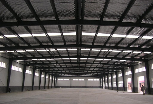 Durable Steel Structure Workshop
