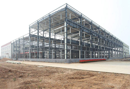 Durable Steel Structures Hanger Steel Structure