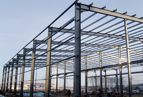 Great Steel Structure Workshop