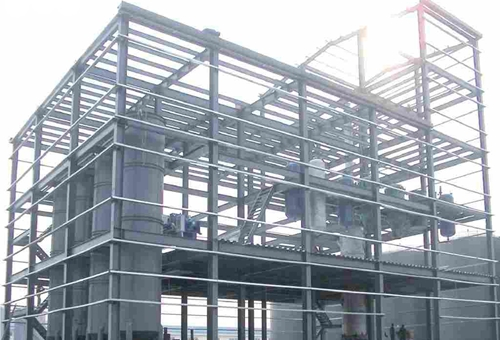 Industrial Hanger Steel Structure