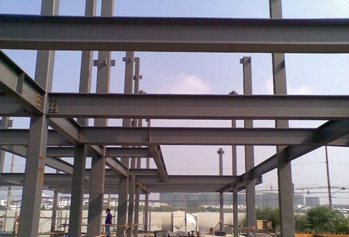Industrial Steel Buildings Custom Steel Structures