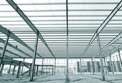 Light Hanger Steel Structure