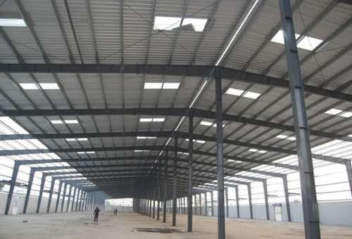 Simple Install Steel Structure Workshop