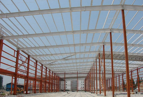 Strong Structural Steel Crane Steel Structures