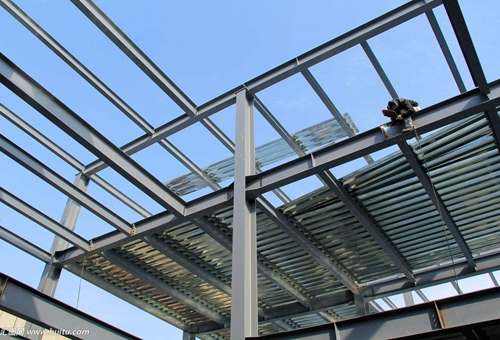 Strong Structural Steel Custom Steel Structures