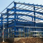 Hanger Steel Structure
