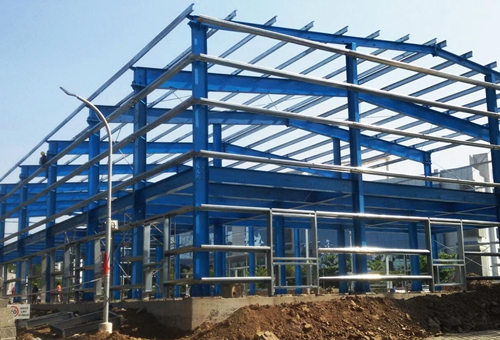 Top Quality Hanger Steel Structure