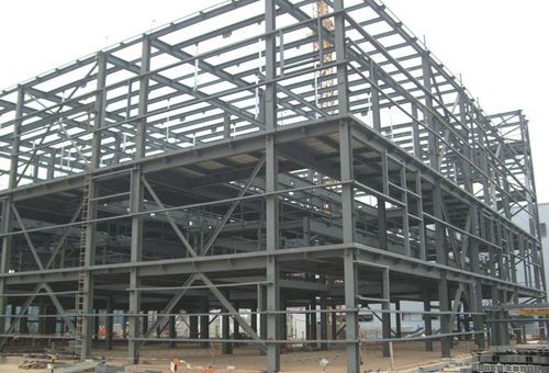 Top Quality Steel Structure Workshop