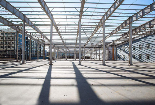 Best Quality Steel Structures
