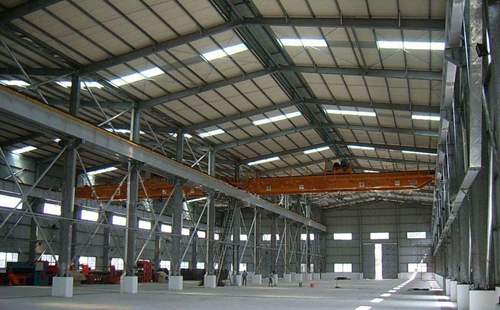 China Steel Structure Industrial Steel Structures
