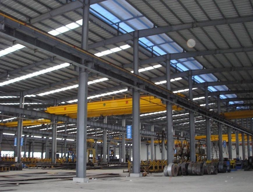 Crane Steel Structures Industrial Steel Structures