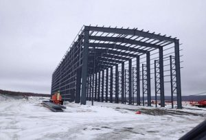 Custom Steel Structures Steel Structure Shed