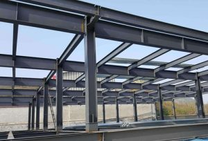 Custom Steel Structures Strong Structural Steel