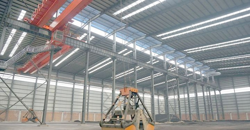 Customized Steel Structure Warehouse