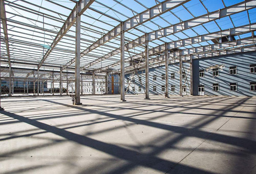 Durable Civil Engineering Steel Structure