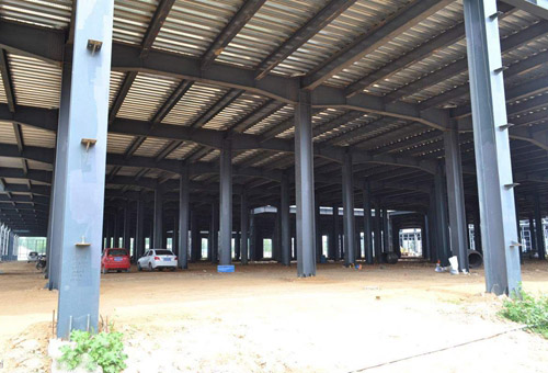 Durable Heavy Steel Structures