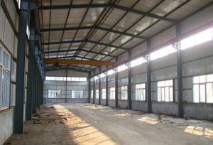 Durable Steel Structure Warehouse