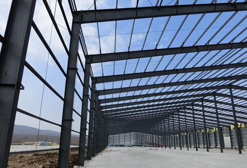 Durable Steel Structures Steel Structure Shed