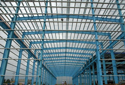 Durable Steel Structures Steel Structure Warehouse