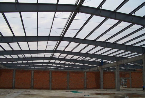 Durable Steel Structures Steel Structure Workshop