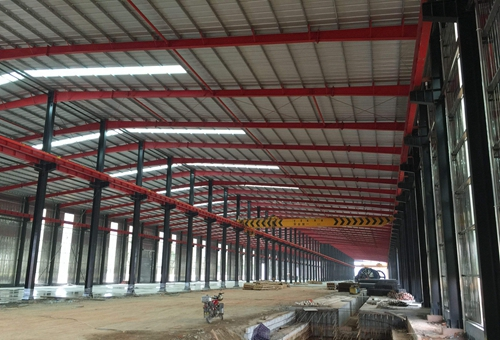 Ellsen Portable Steel Structure Warehouse For Sale