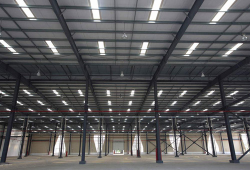 Factory Price Lightweight Steel Structures