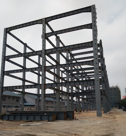 Factory Price Safety Steel Structures