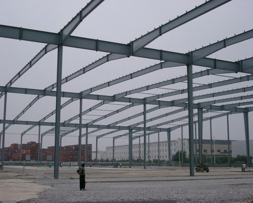 Fast Install Safety Steel Structures