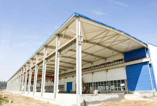 Fast Install Steel Structure For Sale