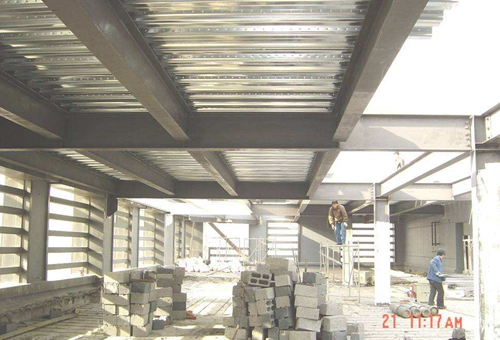 High Safety Heavy Steel Structures