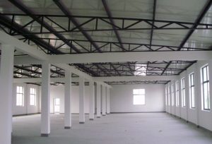 High Safety Steel Structures