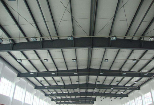 Industrial China Steel Structure