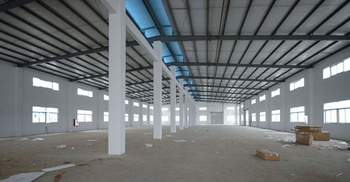 Industrial Safety Steel Structures