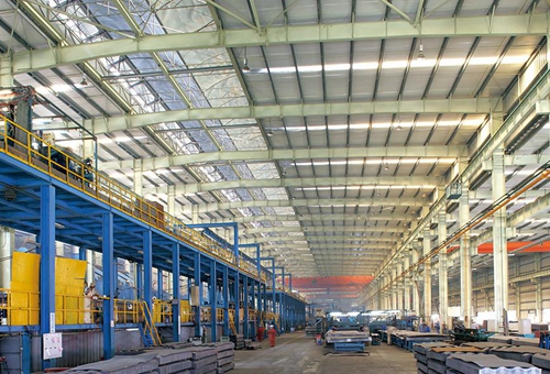Industrial Steel Structure Steel Structure Warehouse