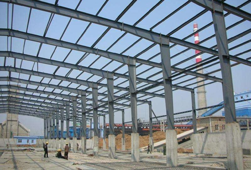 Industrial Steel Structures Lightweight Steel Structures