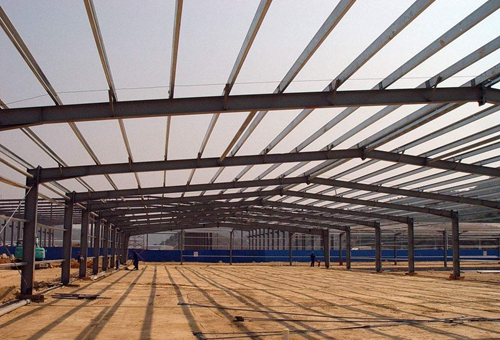 Industrial Steel Structures Steel Structure Shed