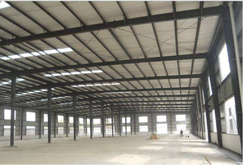 Industrial Steel Structures Strong Structural Steel