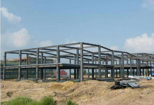 Lightweight Steel Structure Shed