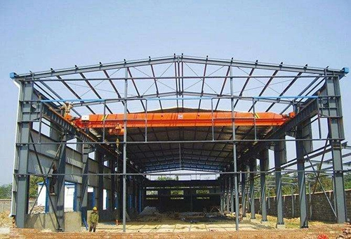 Reliable Quality Steel Structure Warehouse For Sale