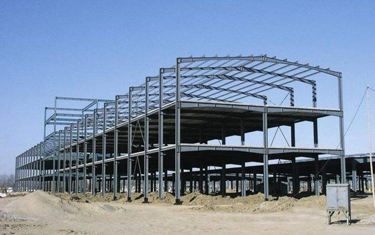 Safety Steel Structures Industrial Steel StructuresSafety Steel Structures Industrial Steel Structures